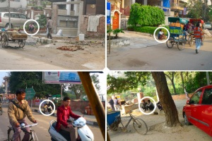 The Indian Roadside Squatters