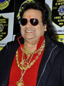 Bappi Da and his famous Gold Blings